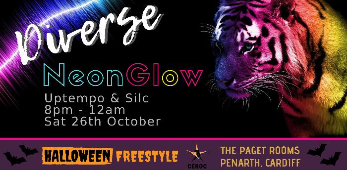 Diverse Halloween Freestyle - Neon Glow!