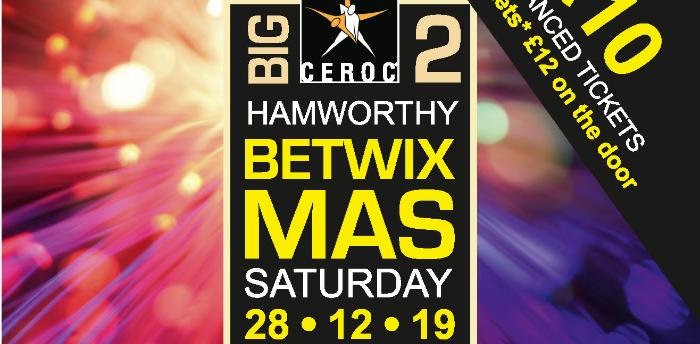 Hamworthy Betwixmas BIG 2