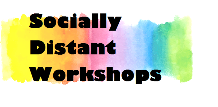 Solo Dancing SOCIALLY DISTANT WORKSHOP