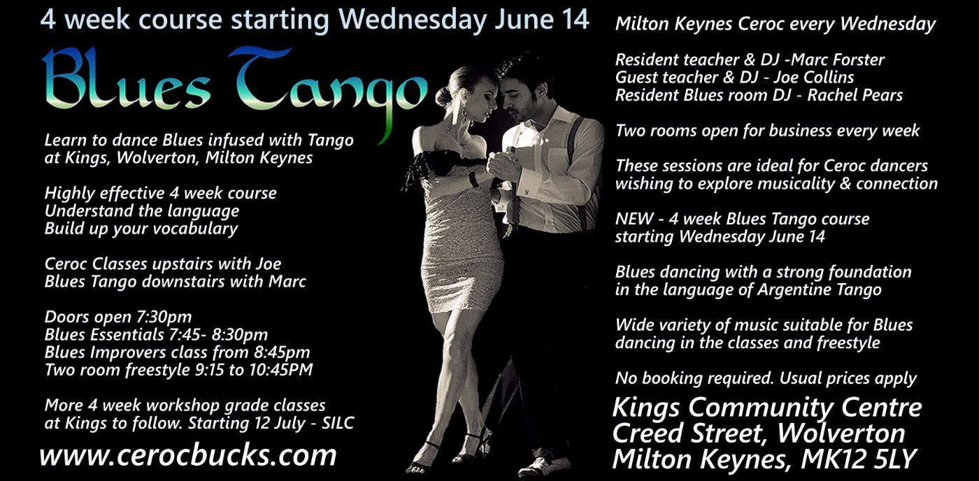Blues Tango In June