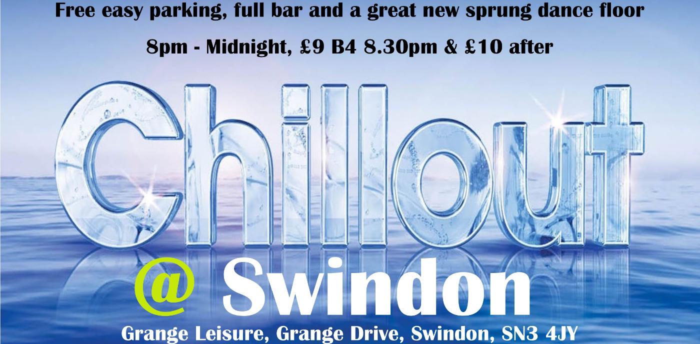 Chill Out @ Swindon