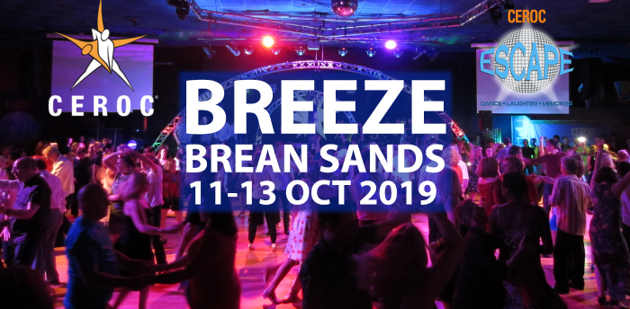 CEROC ESCAPE 'BREEZE' 2019 @ Brean Sands