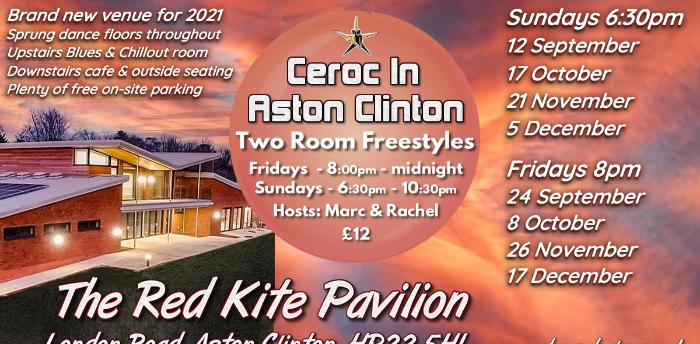 Aston Clinton Two Room Friday Freestyle
