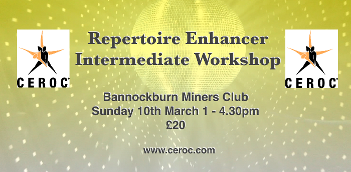 Stirling: Repertoire Enhancer Workshop