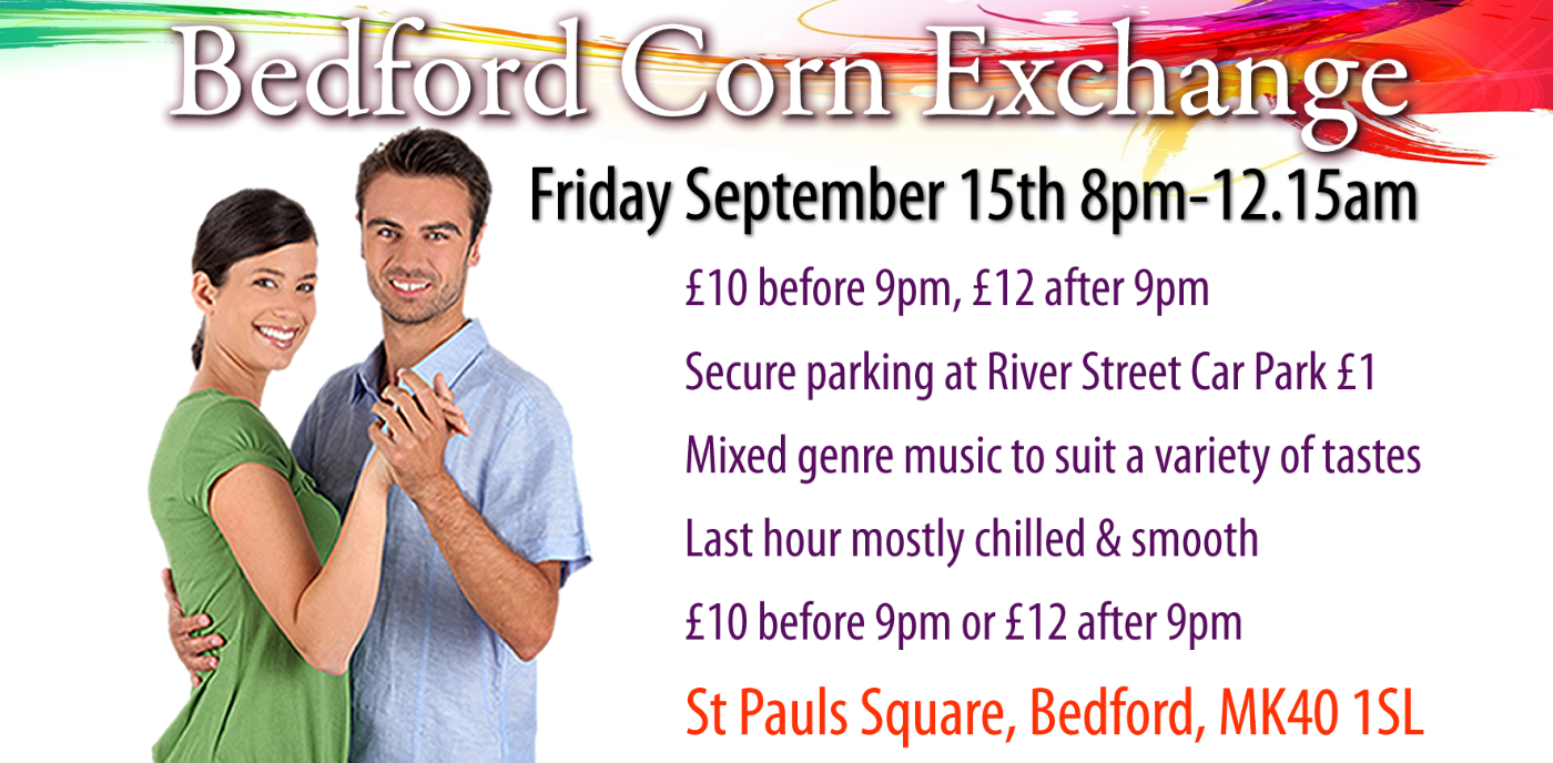 Bedford Corn Exchange Freestyle
