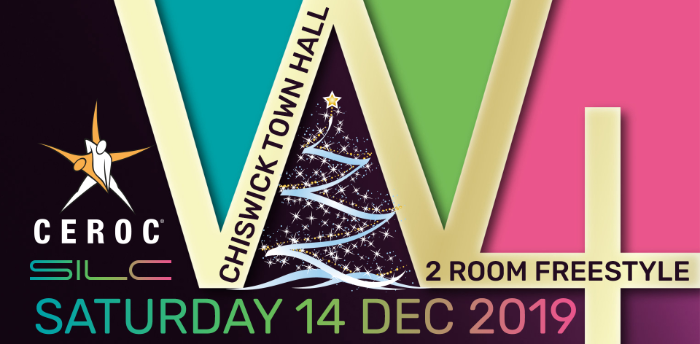W4 Chiswick 2 Room Freestyle Sat 14 Dec 2019