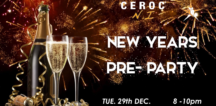 Ceroc N.I. New Years Pre-Party