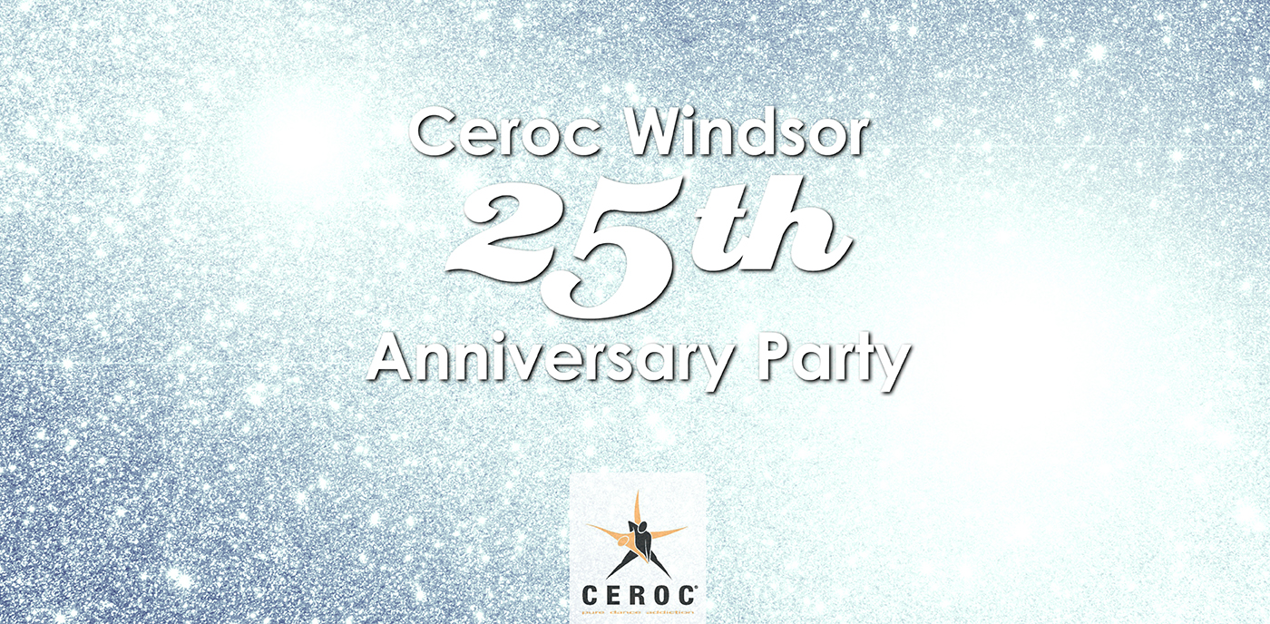 Ceroc Windsor 25th Anniversary Party