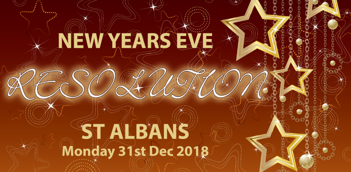 Resolution - St Albans NYE Party