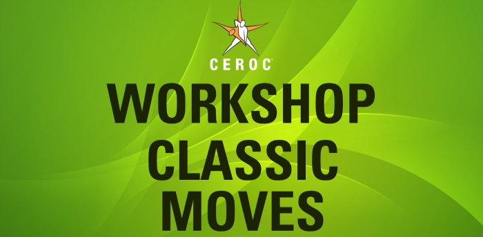 Classic Moves Three Workshop
