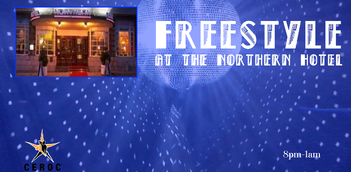 Aberdeen: Freestyle at the Northern Hotel