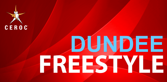 Ceroc Dundee Christmas Freestyle
