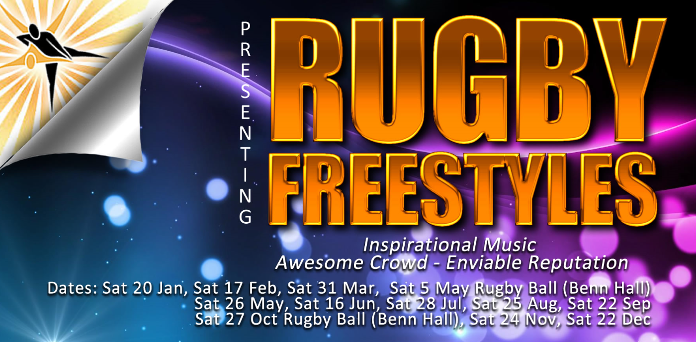 Rugby Freestyle Party