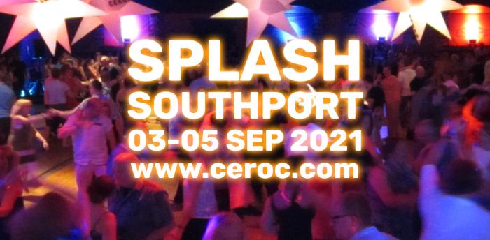 CEROC ESCAPE 'SPLASH' 2021 @ Southport
