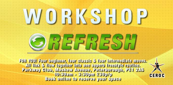 REFRESH Workshop Peterborough