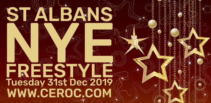 St Albans NEW YEARS EVE Freestyle