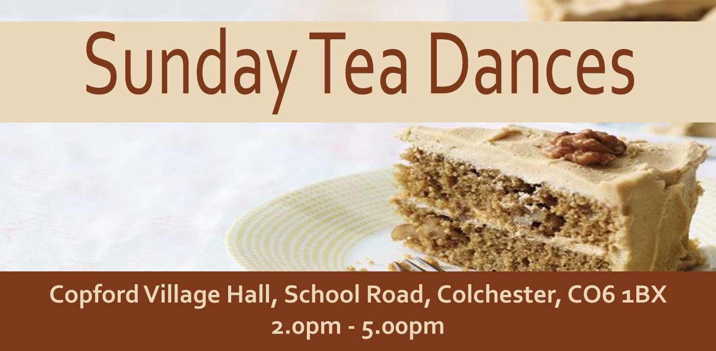 Copford Tea Dance