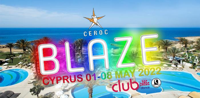 Ceroc BLAZE Cyprus 2022
