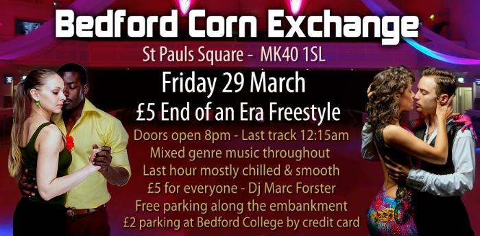 £5 End of an Era freestyle