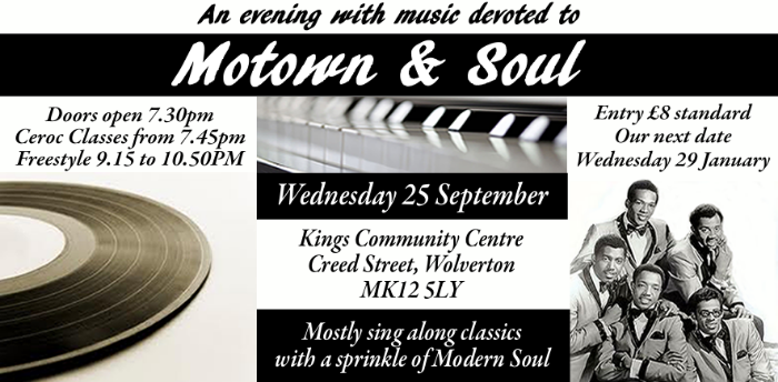 Motown And Soul Night