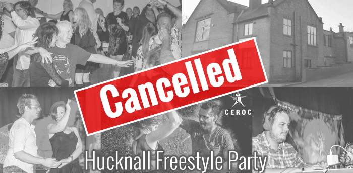CANCELLED - Penciled in Hucknall Freestyle Party