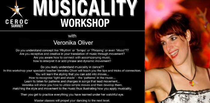 Musicality Workshop