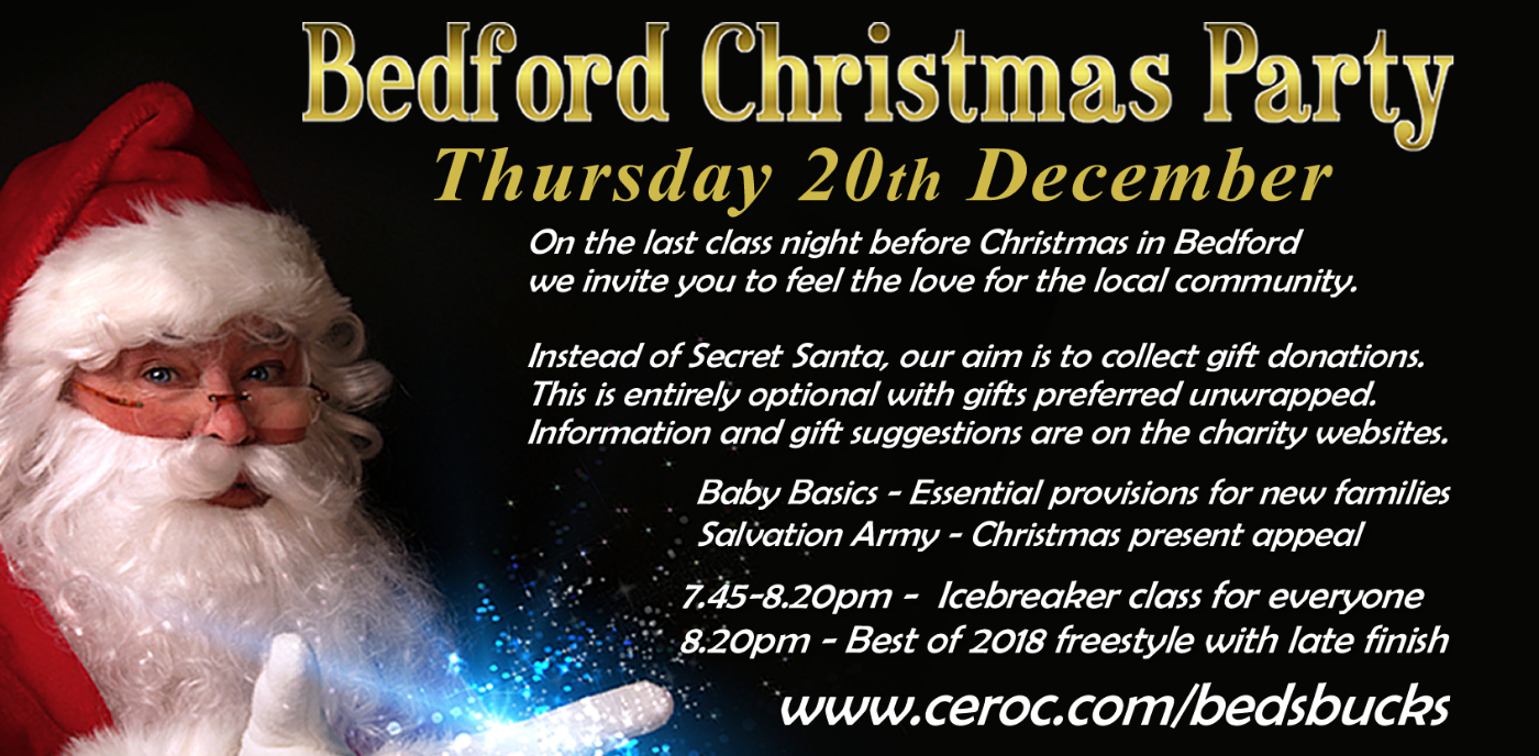 Bedford Christmas Party