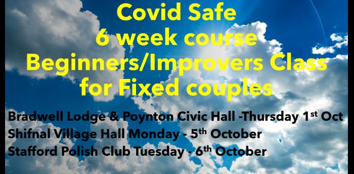 6 Week Beginners Plus/Improvers Class