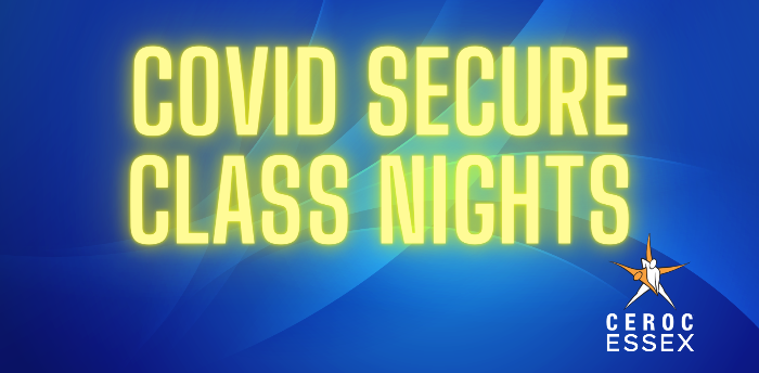 Ceroc Essex Covid Secure Class Nights