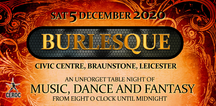 Burlesque Freestyle Leicester WAS05DEC2020