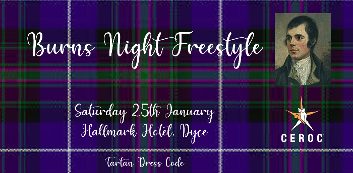 Aberdeen: Burns Night Freestyle
