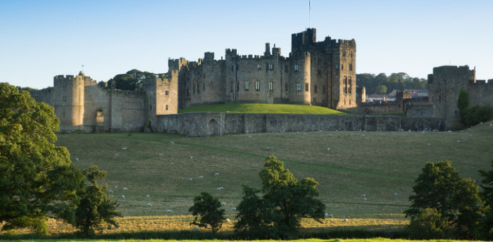 POSTPONED - Ceroc NE @ Alnwick Castle