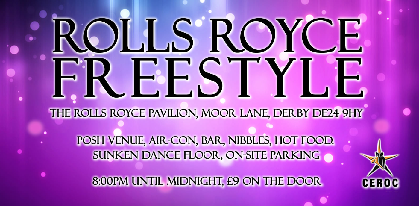 Rolls Royce Freestyle