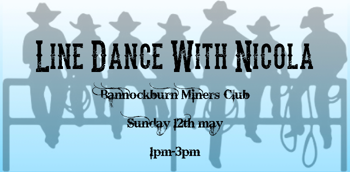 Line Dance with Nicola