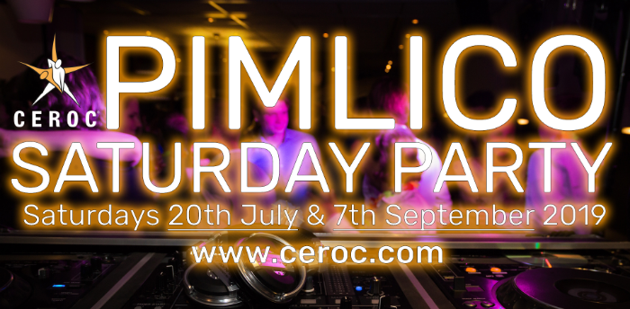 Pimlico Saturday Party Freestyle September 2019