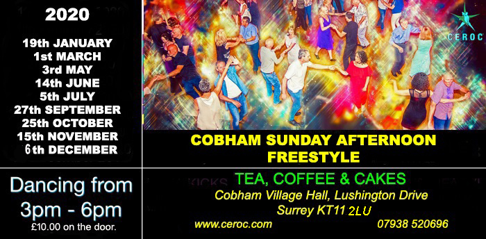 Cobham Afternoon Freestyle