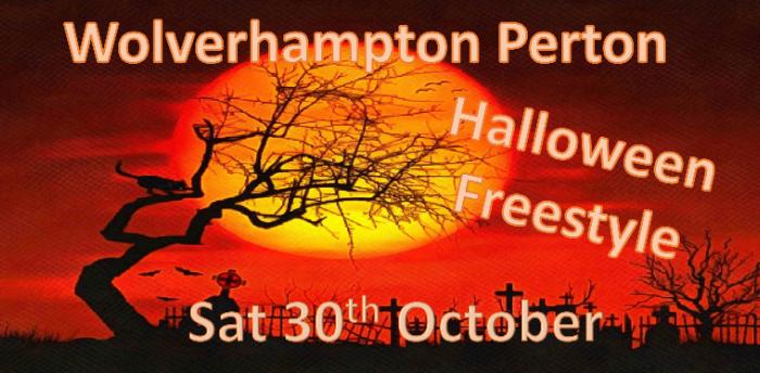 Ceroc Addiction Wolverhampton Perton Halloween Freestyle