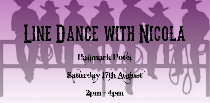 ABERDEEN: Line Dance Workshop with Nicola