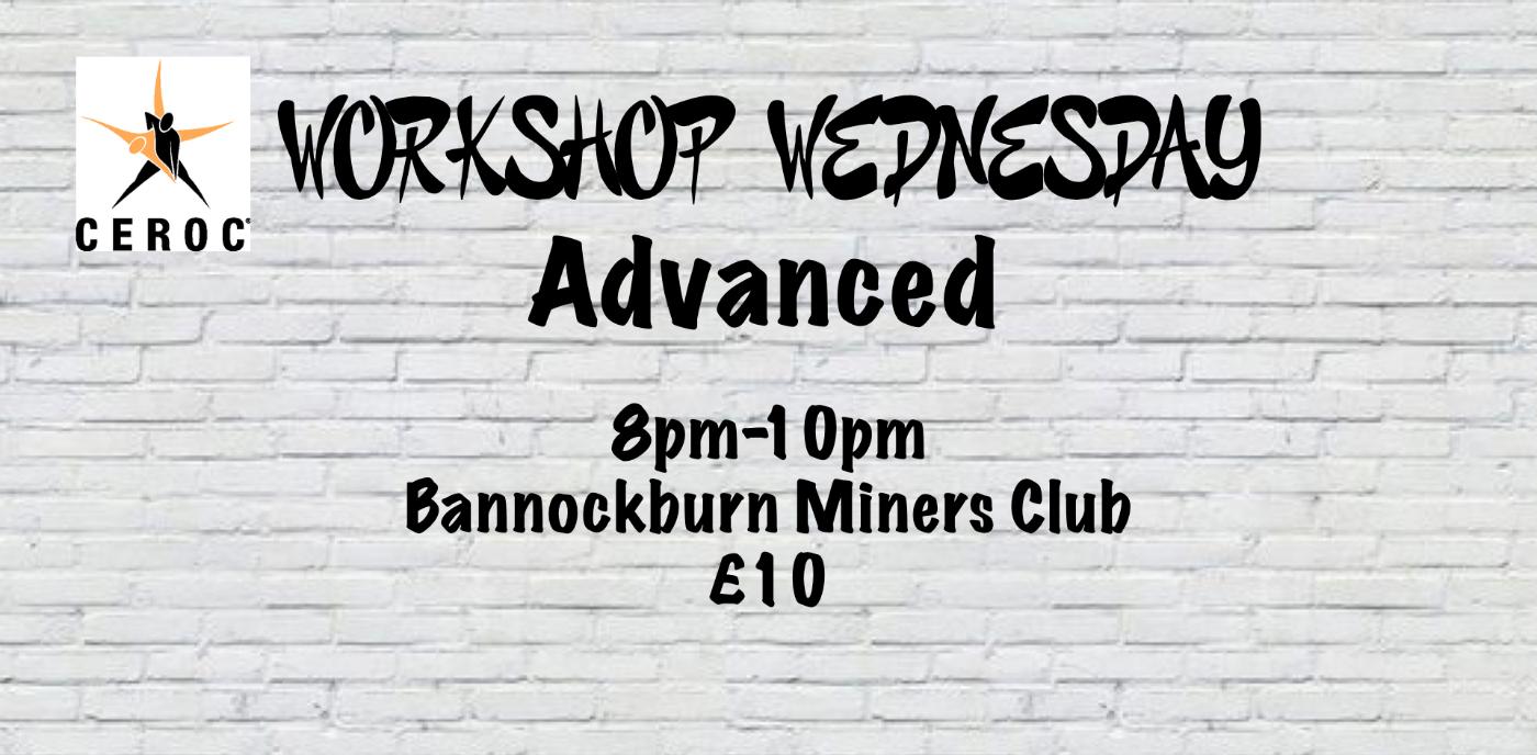Stirling Workshop Wednesday - Advanced