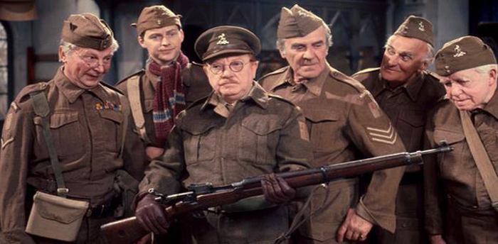 Dad's Army Theme Freestyle