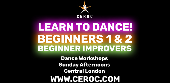 Beginners Two Learn to Dance Workshop