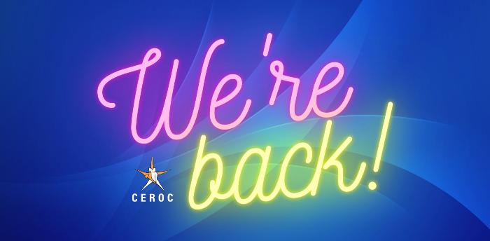 WE'RE BACK - Ceroc Essex Class Night