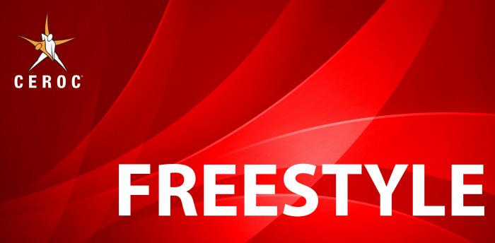 Celebrating VE Day Freestyle