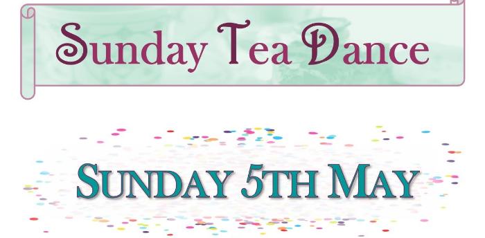 Sunday Tea Dance