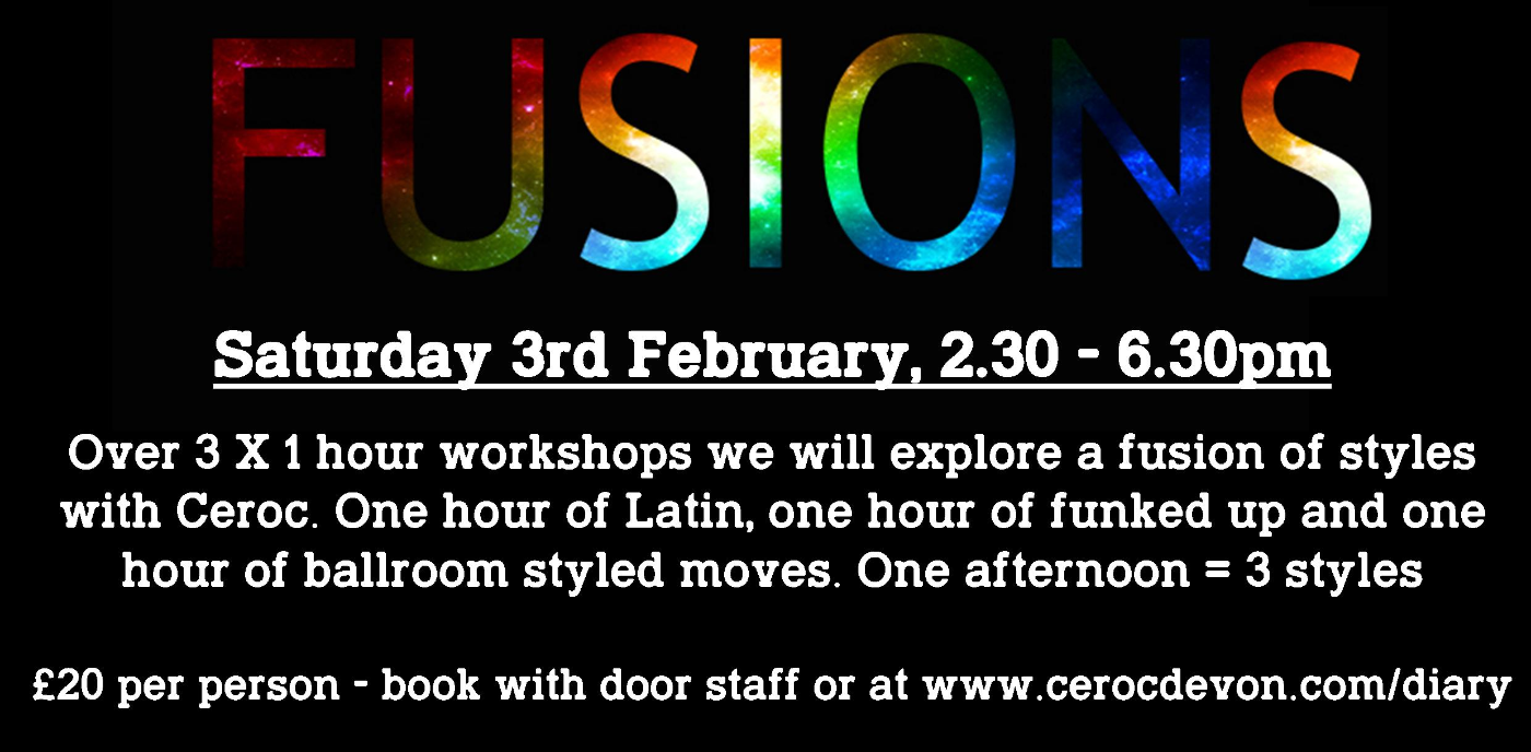 Fusions Workshop