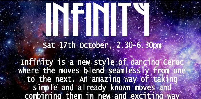 Infinity Workshop was 17 Oct 2020