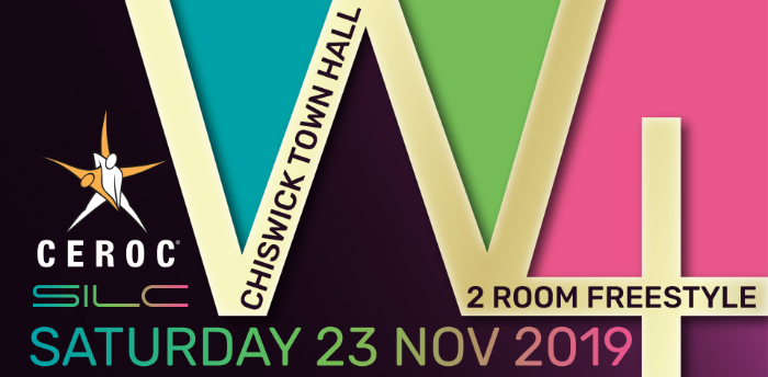 W4 Chiswick 2 Room Freestyle Sat 23 Nov 2019