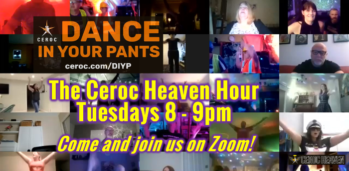 The Ceroc Heaven Hour