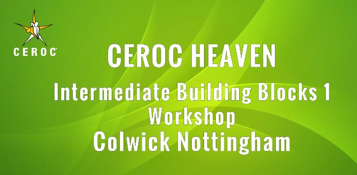 Ceroc Heaven Intermediate Building Blocks  1