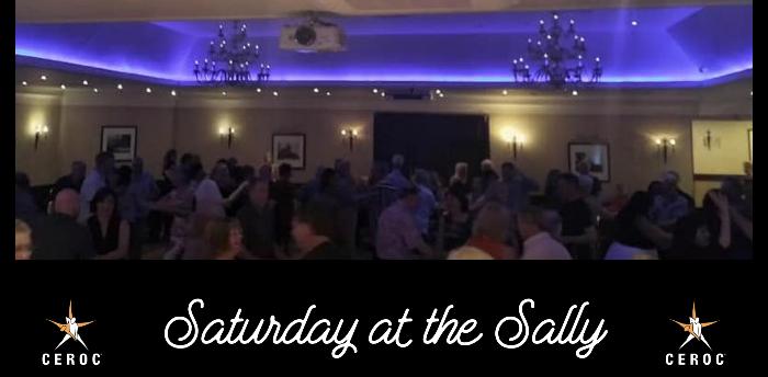 Ceroc Perth: Saturday at the Sally